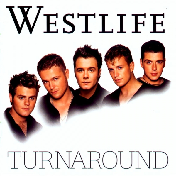Westlife Turnaround cover art