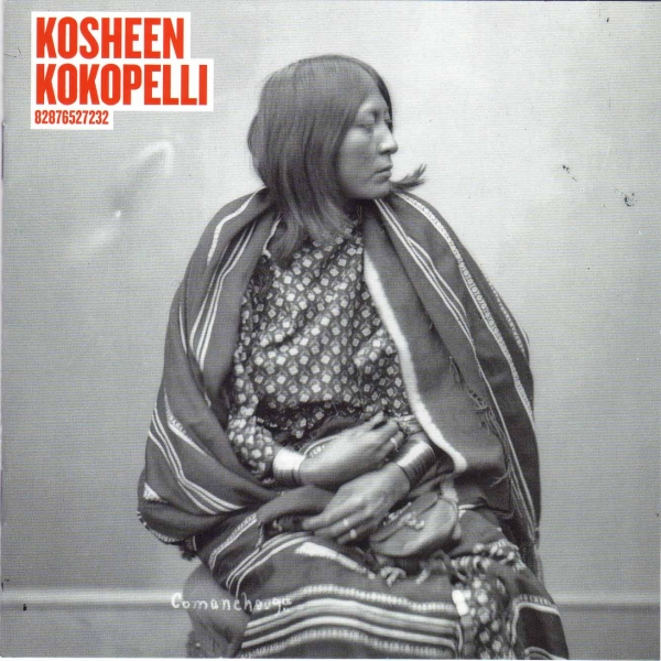 Kosheen Kokopelli cover art