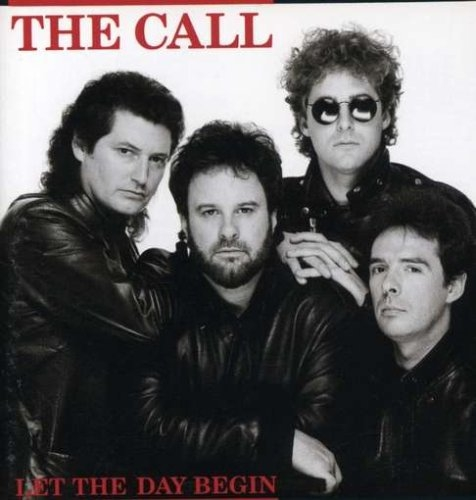 The Call Let the Day Begin Cover Art