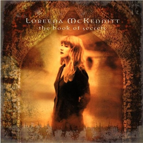 Loreena McKennitt The Book of Secrets cover art