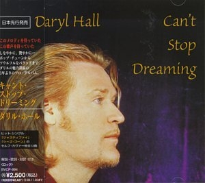 Daryl Hall Can't Stop Dreaming cover art