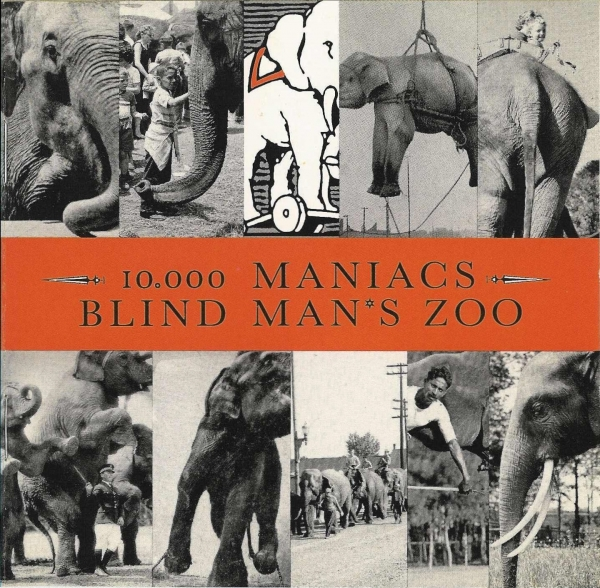 10,000 Maniacs Blind Man's Zoo cover art