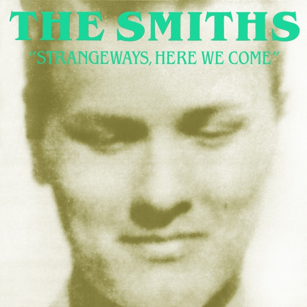 The Smiths Strangeways, Here We Come cover art