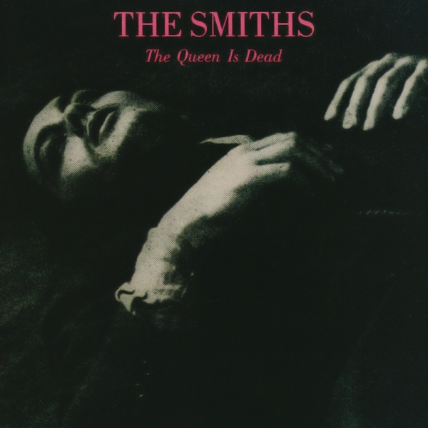 The Smiths The Queen Is Dead cover art