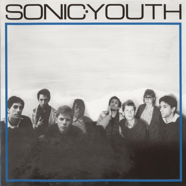 Sonic Youth Sonic Youth Cover Art