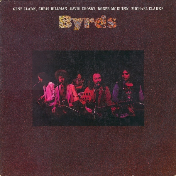 The Byrds Byrds cover art