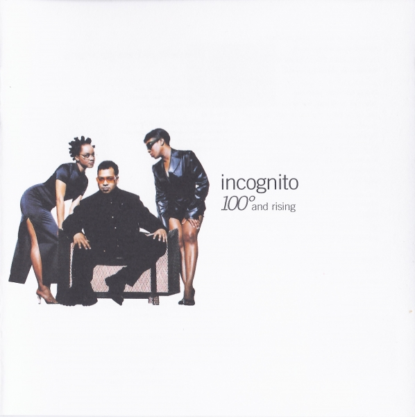 Incognito 100° and Rising cover art