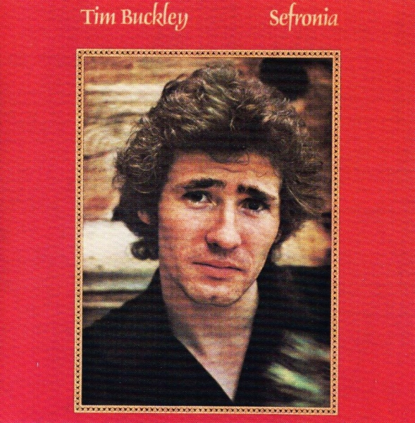 Tim Buckley Sefronia Cover Art