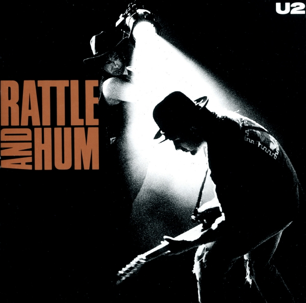 U2 Rattle and Hum Cover Art