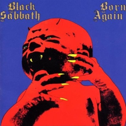 Black Sabbath  cover art
