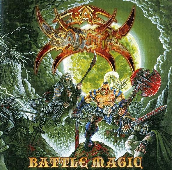 Bal-Sagoth Battle Magic cover art