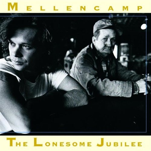 John Mellencamp The Lonesome Jubilee cover art