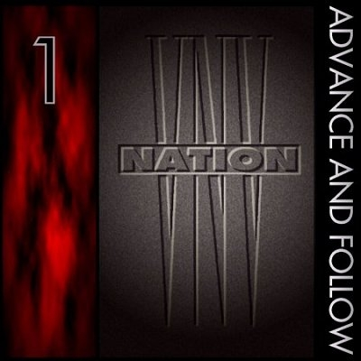 VNV Nation Advance and Follow cover art
