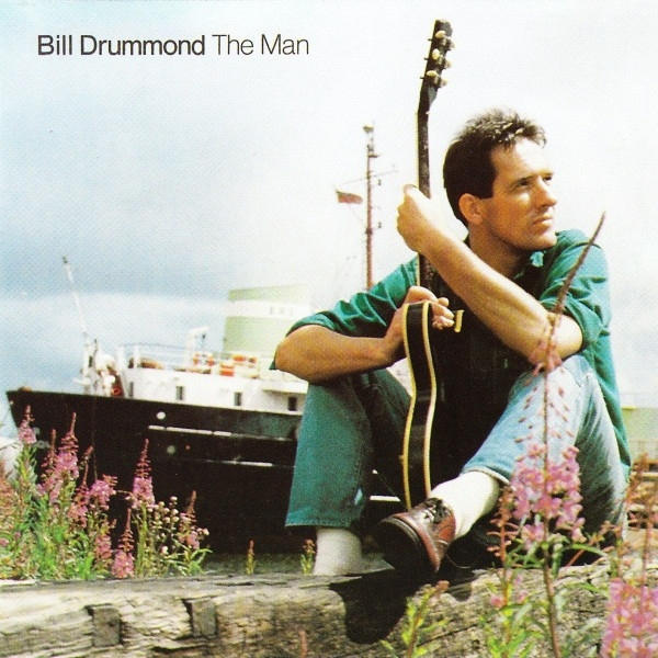 Bill Drummond The Man cover art