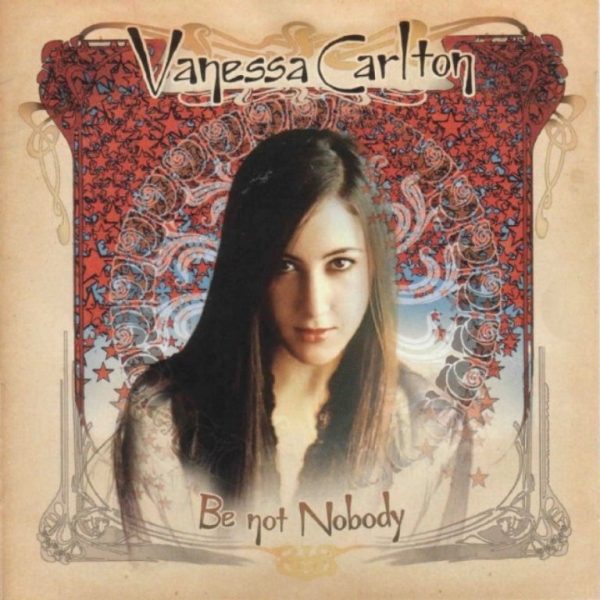 Vanessa Carlton Be Not Nobody cover art