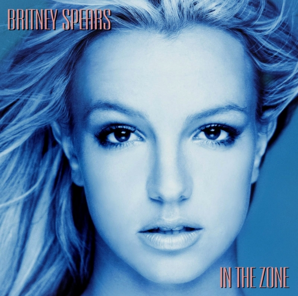 Britney Spears In the Zone cover art