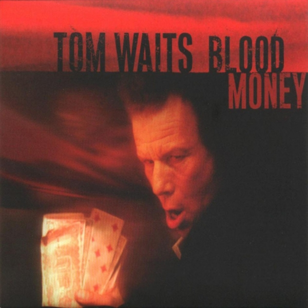 Tom Waits Blood Money cover art