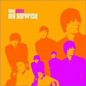 The Elms Big Surprise cover art