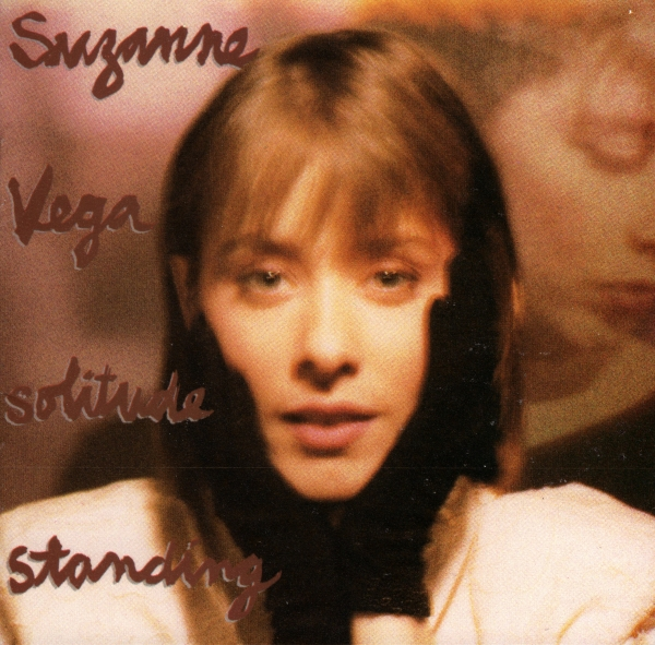 Suzanne Vega Solitude Standing cover art