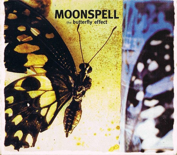 Moonspell The Butterfly Effect cover art