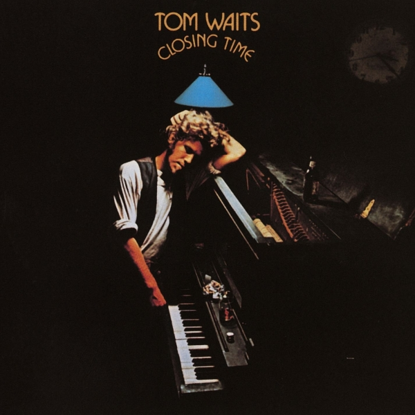 Tom Waits Closing Time Cover Art