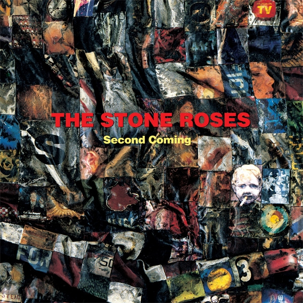 The Stone Roses Second Coming Cover Art