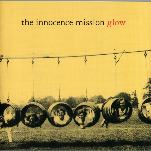 the innocence mission Glow cover art