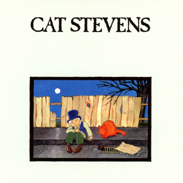 Cat Stevens Teaser and the Firecat cover art
