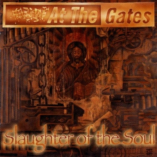 At the Gates Slaughter of the Soul cover art