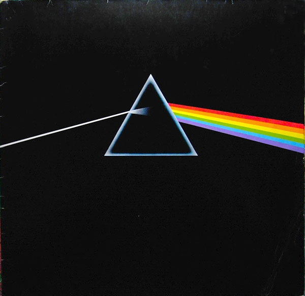 Pink Floyd The Dark Side of the Moon cover art