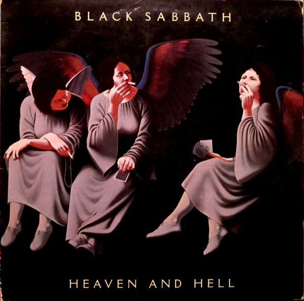 Black Sabbath Heaven and Hell cover art