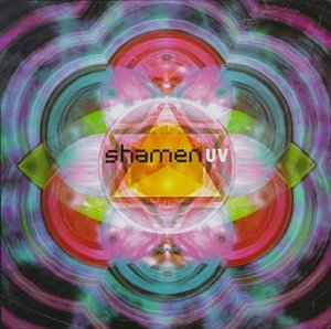 The Shamen UV cover art