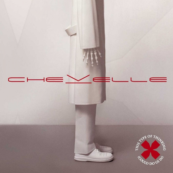 Chevelle This Type of Thinking (Could Do Us In) cover art