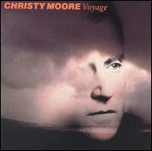 Christy Moore Voyage cover art