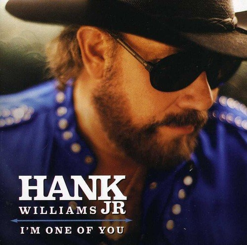 Hank Williams, Jr. I'm One of You cover art