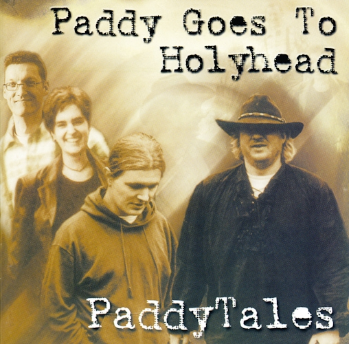 Paddy Goes to Holyhead Paddy Tales Cover Art