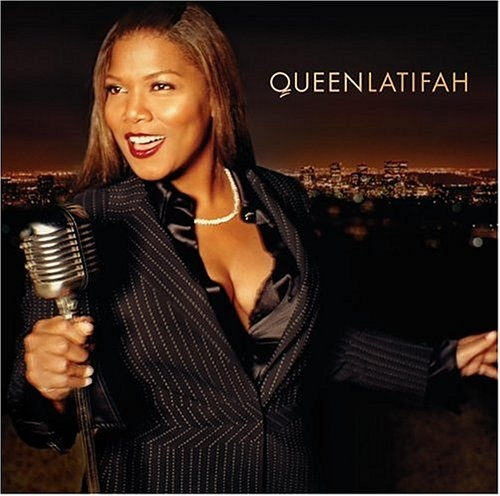 Queen Latifah The Dana Owens Album cover art