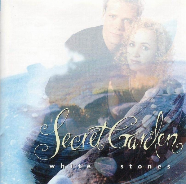 Secret Garden White Stones Cover Art