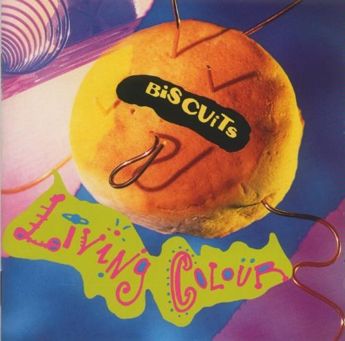 Living Colour Biscuits Cover Art