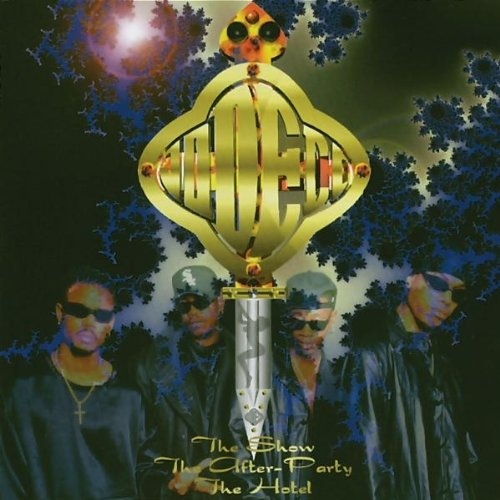 Jodeci The Show, The After Party, The Hotel cover art