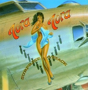 Tora Tora Surprise Attack cover art