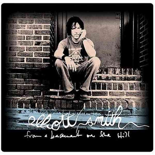 Elliott Smith From a Basement on the Hill cover art