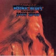 Janis Joplin I Got Dem Ol' Kozmic Blues Again Mama! Cover Art