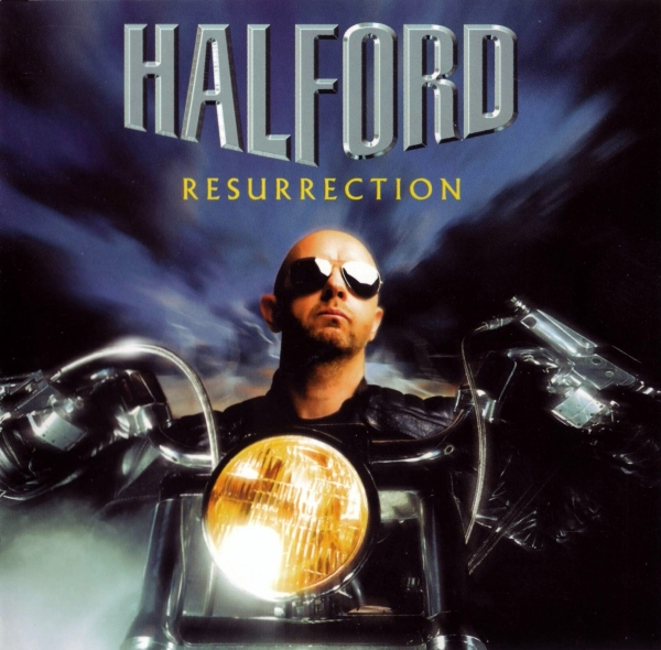 Halford Resurrection cover art