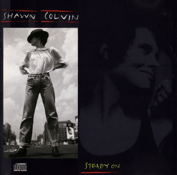 Shawn Colvin Steady On cover art