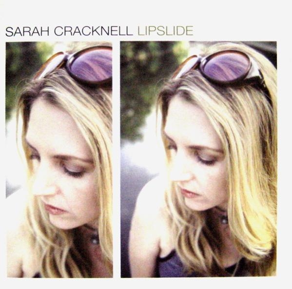Sarah Cracknell Lipslide Cover Art