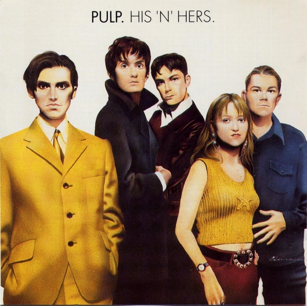 Pulp His 'n' Hers cover art