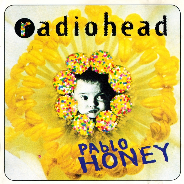 Radiohead Pablo Honey cover art