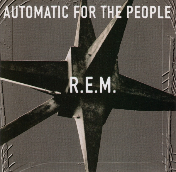R.E.M. Automatic for the People cover art