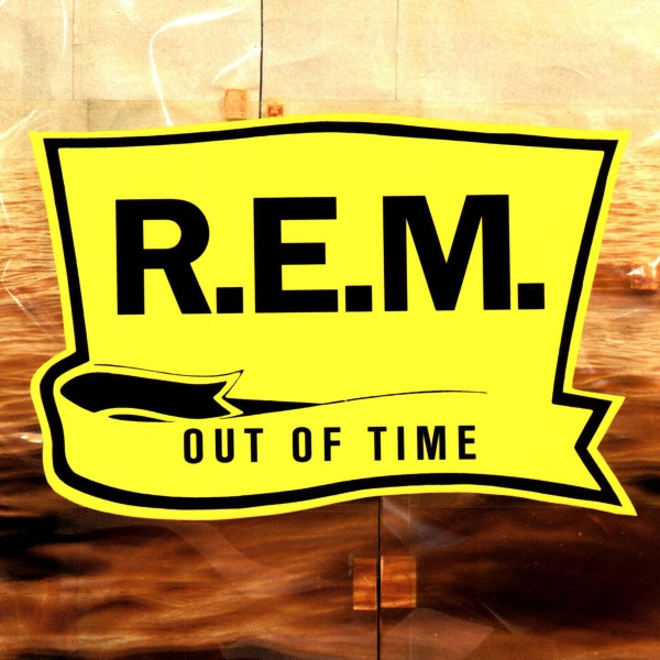 R.E.M. Out of Time cover art
